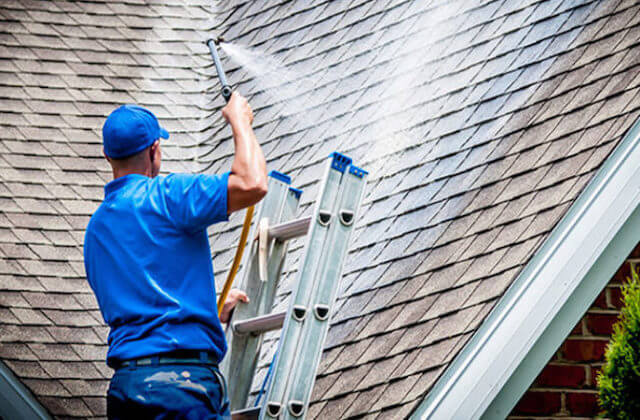 overland park roof cleaning
