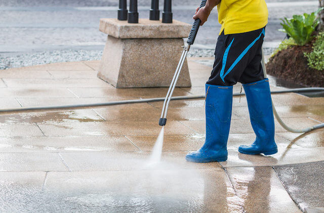 commercial cleaning overland park