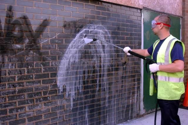 graffiti removal in overlandpark
